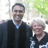 Dr. Eboo Patel, Founder & President of Interfaith Youth Core - Baccalaureate Address at Colgate University