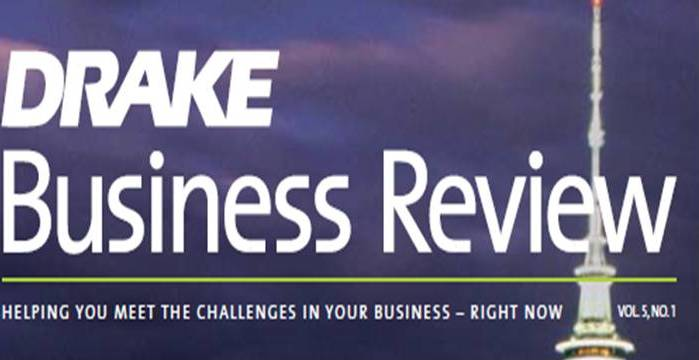 Drake_Business_Review_Logo
